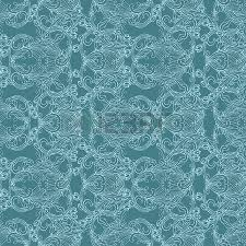 classic gothic floral wallpaper background pattern in white and