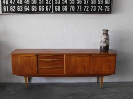 teak sideboard by stonehill with hand carved organic drawer pulls