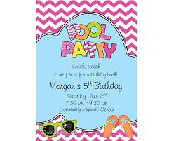 art birthday invitations marvellous free clip art pool party invitations according newest