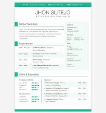 best modern resume templates resume templates free best of design resume templates free modern