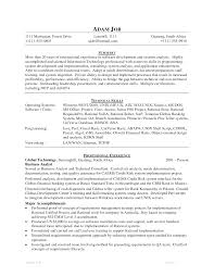 Entry Level Java Developer Resume Sample by Most Are Transitioning To A Secure Cloud Enabled Mobile Friendly