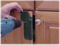 How To Install Cabinet Hardware Install Cabinet Knobs  Handles - Kitchen cabinet knobs