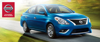 2015 Nissan Versa Trim Comparison