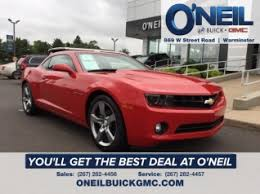 used camaros for sale in pa used chevrolet camaro for sale in levittown pa 246 used camaro