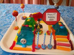 the sportymummy the legendary thomas train jelly cake