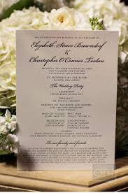 Traditional Wedding Program V195 Our Muse Romantic Traditional Wedding Liz U0026 Chris Part 3