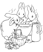 mega coloring pages 4 peter rabbit coloring pages