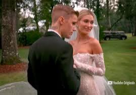 Image of justin bieber mariage