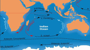 Ocean Currents Map Ocean Current जल ध र ए म प पर समझ For