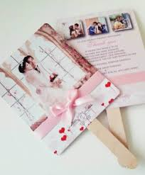 Hand Fan Wedding Programs Program Hand Fans Archives Paperose Wedding
