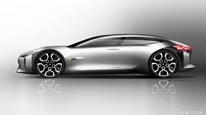 citroen concept cars 2016 citroen cxperience concept digital instrument cluster hd