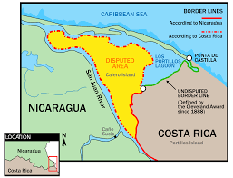 Map Of South And Central America El Mapa De Costa Rica Heredia 3 Costa Rica Pinterest Political