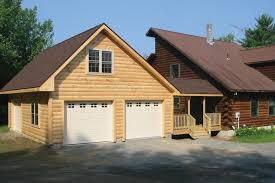 Prefab Garage With Apartment by Berkshire Saltbox Style 1 Story Garage The Barn Yard U0026 Great
