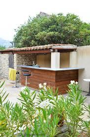 jardin de cuisine bar exterieur de jardin en bois copyright purpatio newsindo co