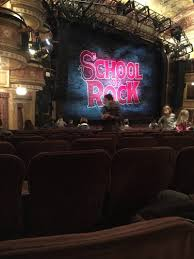 winter garden theatre section orchestra row q seat 33