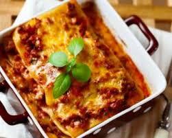 jeux de cuisine lasagne recette de lasagnes express pour 1 personne