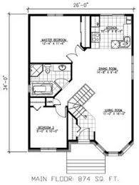Bathroom Floor Plan by 900 Sq Ft House Plans 2 Bedroom 1 Bath Google Search Floor