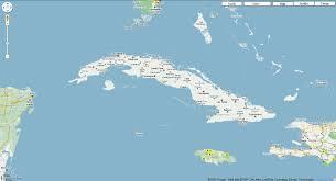 Havana On Map Cuba Military Air Bases And Airports Eyeball