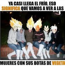 Memes De Vegeta - vegeta eres tu v meme by nerak81630 memedroid