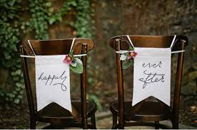 and groom chairs get creative diy and groom chairs