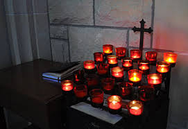 vigil lights catholic church votive candle wikipedia
