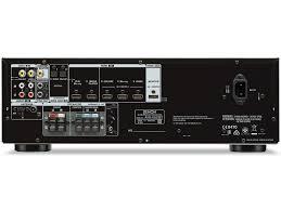 denon home theater audio centre denon avr x520bt home theater system