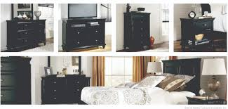 Bedroom Set With Media Chest Best Selling Designs Owingsville Bedroom Collection By Ashley