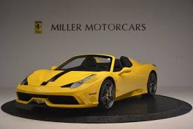 458 spider speciale 13 458 speciale aperta for sale dupont registry