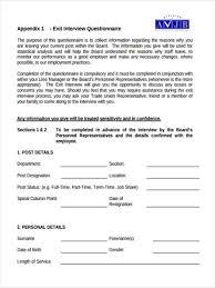 employee free printable employee interview form employee