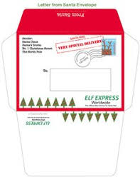 how to get a letter from santa postmarked north pole it u0027s free