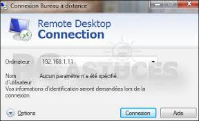 connexion bureau à distance windows 8 modifier le port de connexion à terminal server des clients