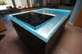 Solid Surface Kitchen Countertops by Terrific Cool Concrete Countertops Images Ideas Tikspor