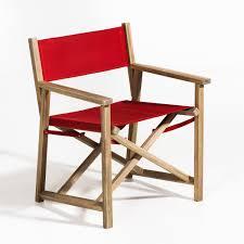 chaise metteur en fauteuil metteur en scène alfred pliable et pas cher