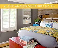 Better Homes Headboard by 10 Fabulously Diy Able Headboard Ideas Curbly