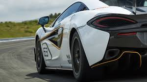camo mclaren mclaren 570s sprint shows us its hips before goodwood