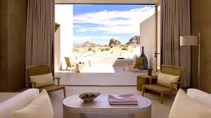 world u0027s most unusual hotels amangiri resort utah usa youtube