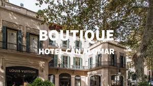 boutique hotel can alomar in palma de mallorca majorca spain