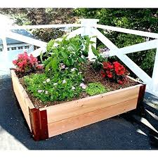 frame it all raised garden bed kit u2013 exhort me