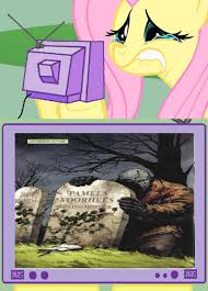 Jason Voorhees Meme - image 85237 crying crying fluttershy death fluttercry