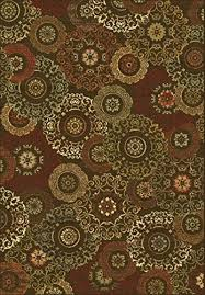 kas rugs 8558 versailles suzani area rug 7 feet 10 inch by 11