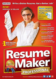 Best Free Resume Builder Reviews by Amazon Com Resumemaker Professional Deluxe 18 Download Software