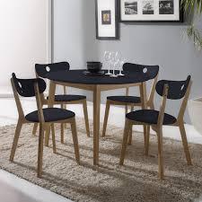 table de cuisine en bois avec rallonge salle manger scandinave stunning price factory table de cuisine