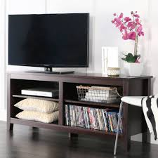 tv stands tv stand with bookshelves designs on side bookshelf