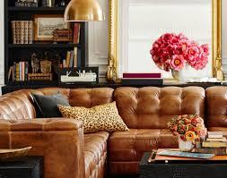 Colored Leather Sofas Sofa Brown Sofa Inspiration Wonderful Light Colored Leather Sofa
