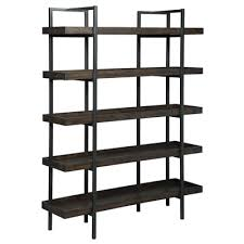 Carlyle Large Bookcase Home Office At City Furniture U0026 Appliances Vernon