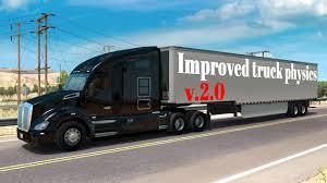 kenworth trailers kenworth k200 american truck simulator mods ats mods