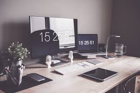 Computer Desk Wallpaper Desk Photos Pexels Free Stock Photos
