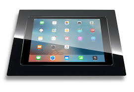 Wall Mount Charging Station by Iwalldock Fixed For Ipad