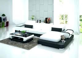 canapé d angle blanc et noir canap d angle blanc et noir cheap canap duangle rversible places en