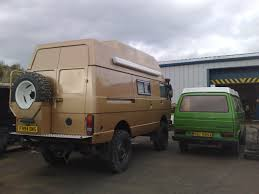 volkswagen syncro 4x4 4x4 camper vans the toughest camper van conversions around